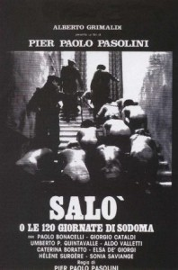 Salo, or the 120 Days of Sodom (Pier Paolo Pasolini)