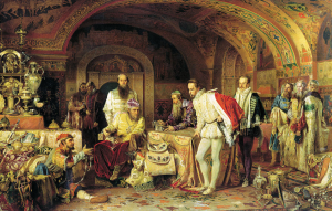 Crafting the Musical Image of a Medieval Tsar: The Prokofiev-Eisenstein Collaboration on Ivan the Terrible @ Lecture Room A   Edinburgh   United Kingdom