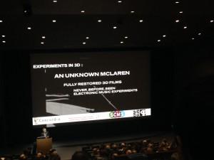 McLaren screening