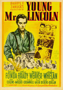 Young Mr. Lincoln (John Ford, 1939)