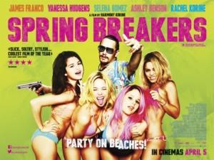Spring Breakers (Harmony Korine, 2012) @ Screening Room | Edinburgh | United Kingdom